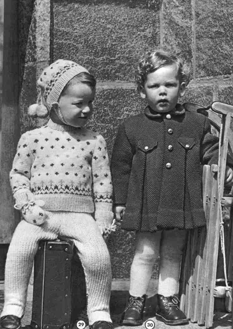 Mode Mrz 1956 Seite 1