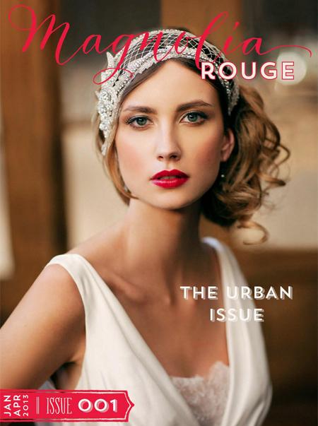 Magnolia Magazine cover