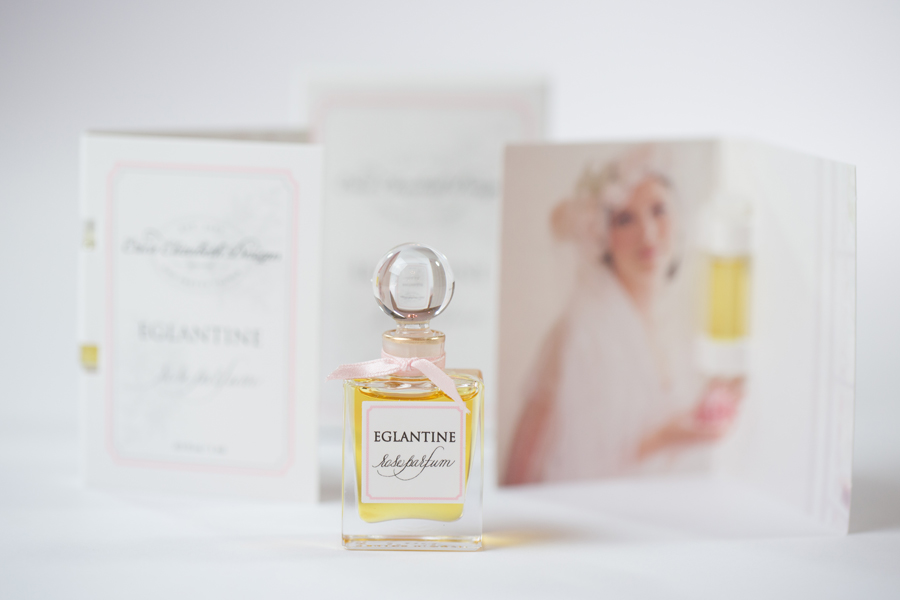 Eglantine Rose Parfum Oil