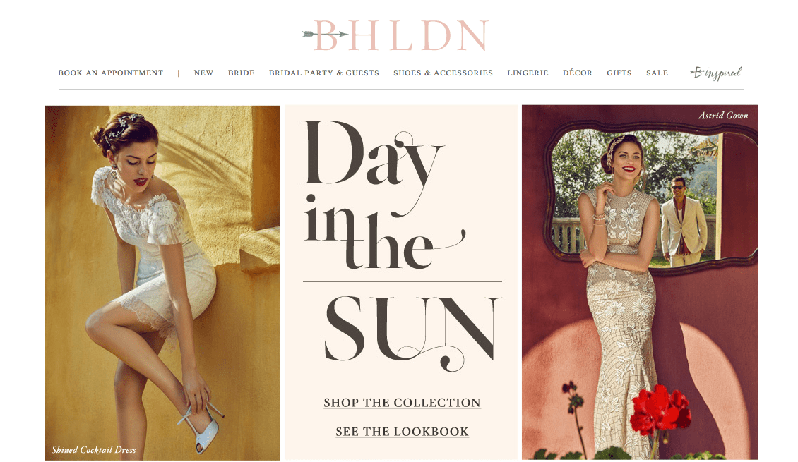 BHLDN A Day in the SUN