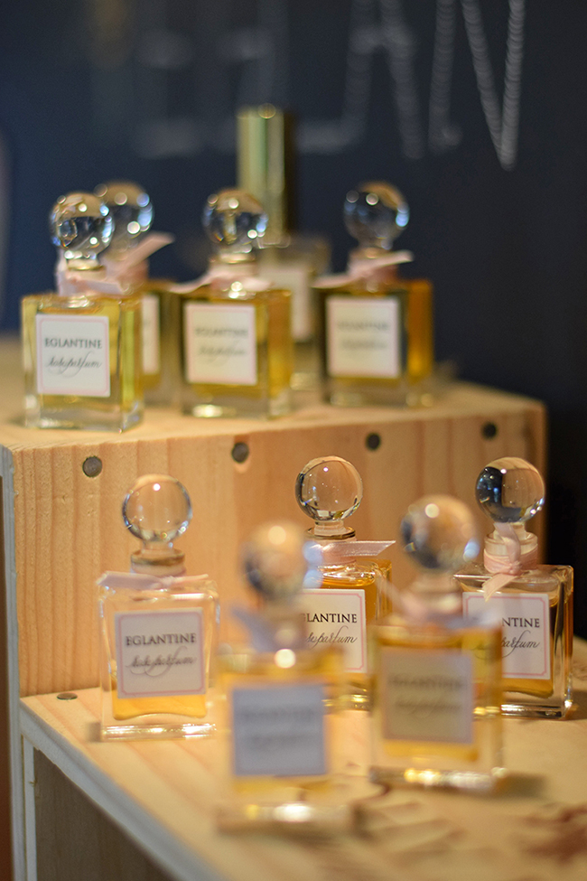 Eglantine Rose Parfum