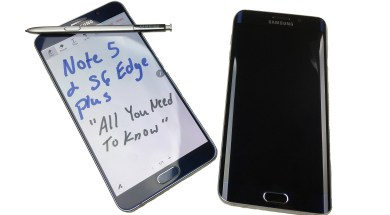 "Galaxy Note 5 & Edge Plus Review: ""All You Need to Know"""