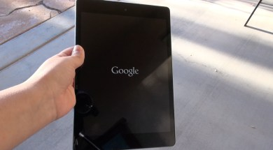 Nexus 9 Unboxing and Review Plans