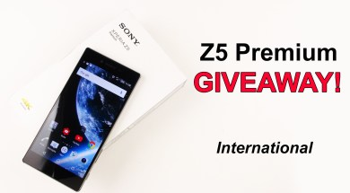 Xperia Z5 Premium Giveaway & Heading to MWC 2016 (CLOSED)