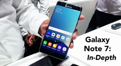 Galaxy Note 7: In-Depth Look!