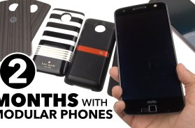 Moto Z / Z Force Review: 2 Months with Modular Phones