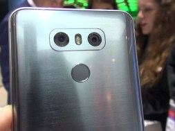LG G6 Colors: Which Resist Fingerprints Best? (MWC 2017)