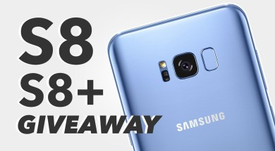 Galaxy S8 & Galaxy S8+: Giveaway (INTERNATIONAL)