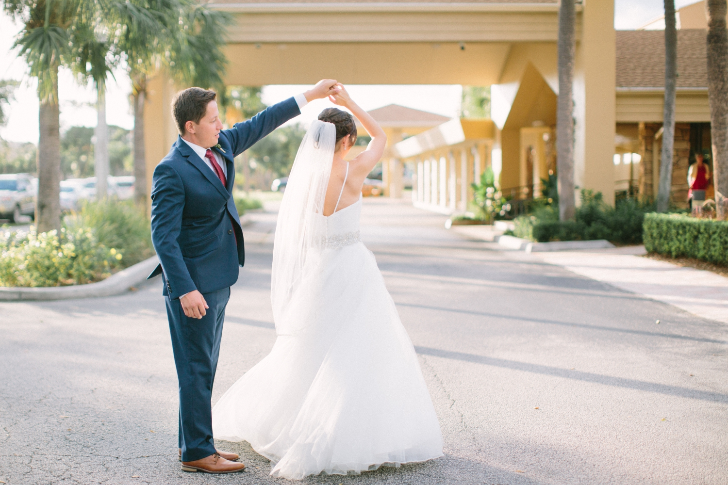 christmas wedding in south florida