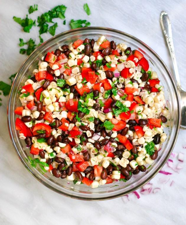 Corn and Black Bean Salad-3
