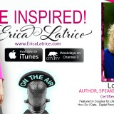 Be Inspired Cafe- Special Guest Lori Ann Davis