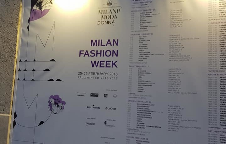 MILANO FASHION WEEK AND MORE