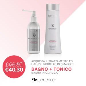 Bagno + tonico