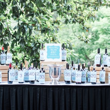 Turquoise Tasting | A Lung Force Event