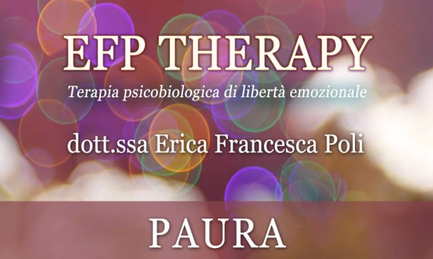 Video-corso: EFP Therapy – Paura