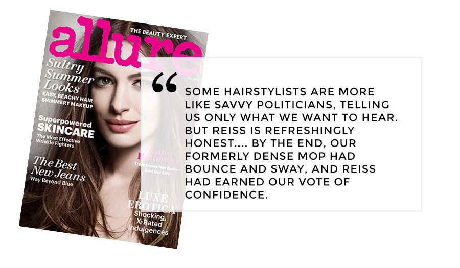 Erica Reiss Allure Magazine Review