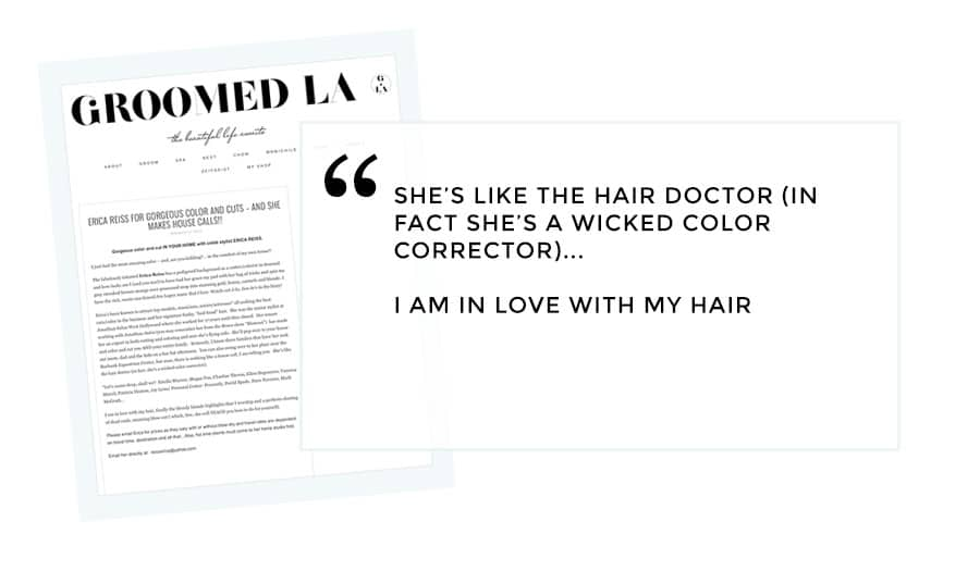 Groomed LA review