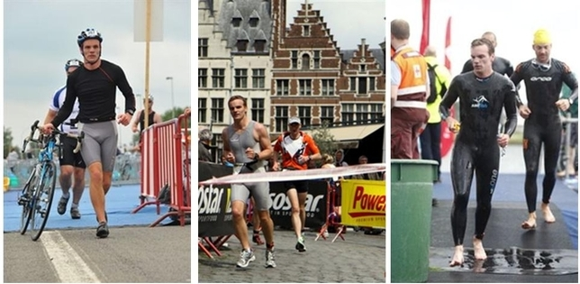 Triatlon Ironman Antwerpen