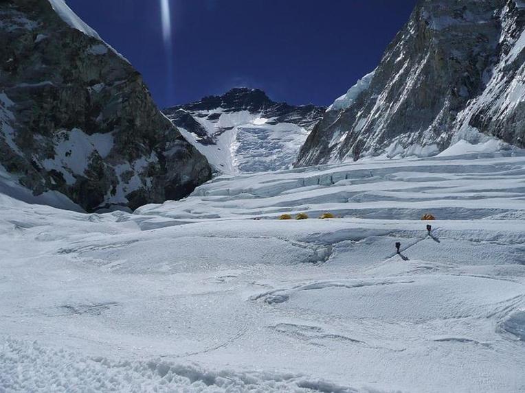 Waarom de Mount Everest?