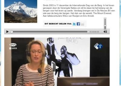 Radio 1 – Een ode aan het dak van de wereld: de Mount Everest