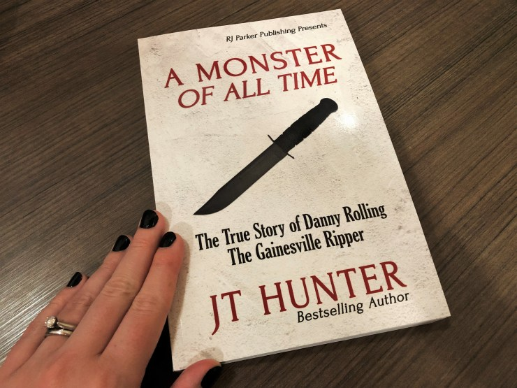 Book Review] A Monster Of All Time: The True Story of Danny