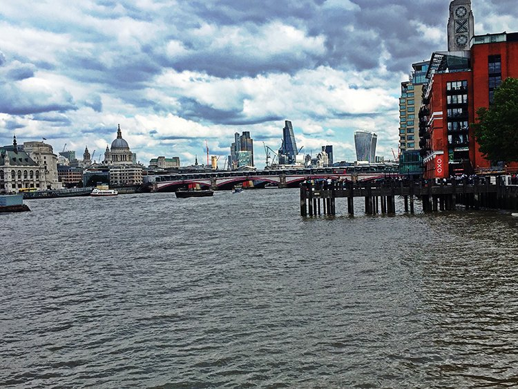 London...One of my favorite cities