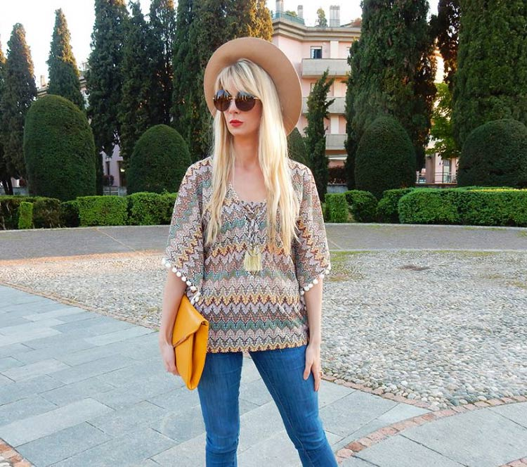 How to Mix Patterns and Textures