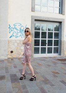 Flattering Ways to create a unique look in a Velvet Slip Dress