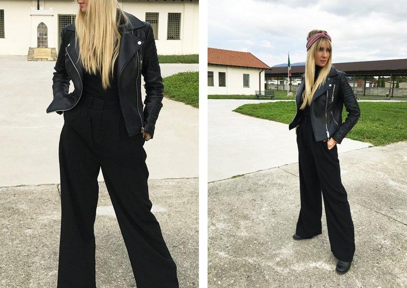Come indossare una giacca di pelle senza apparire come tutti gli altri