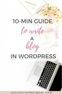 Blogging is one of the best ways to drive traffic to your website. Starting a profitable WordPress blog can be hard. Here's exactly how...