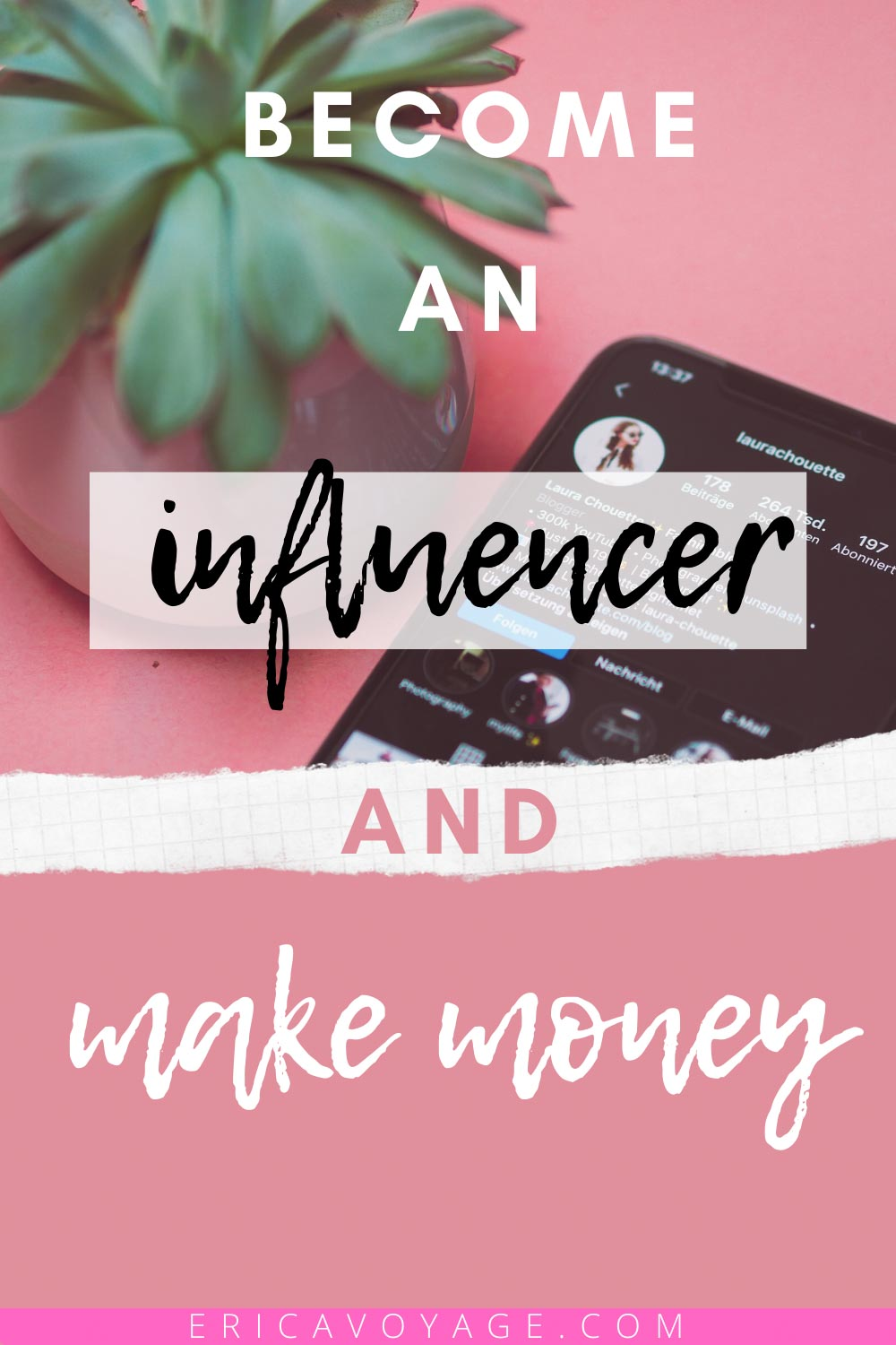 What makes you a successful influencer is YOU. There's nothing else you need other than what you already have. Read this to start your influencer voyage.