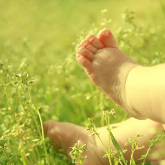 Earthing. A piedi nudi