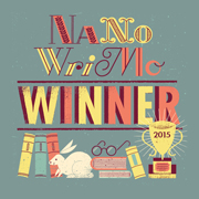 NaNoWriMo Winner Facebook Profile pic