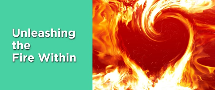 Unleashing the Fire Within | Eric Beaty