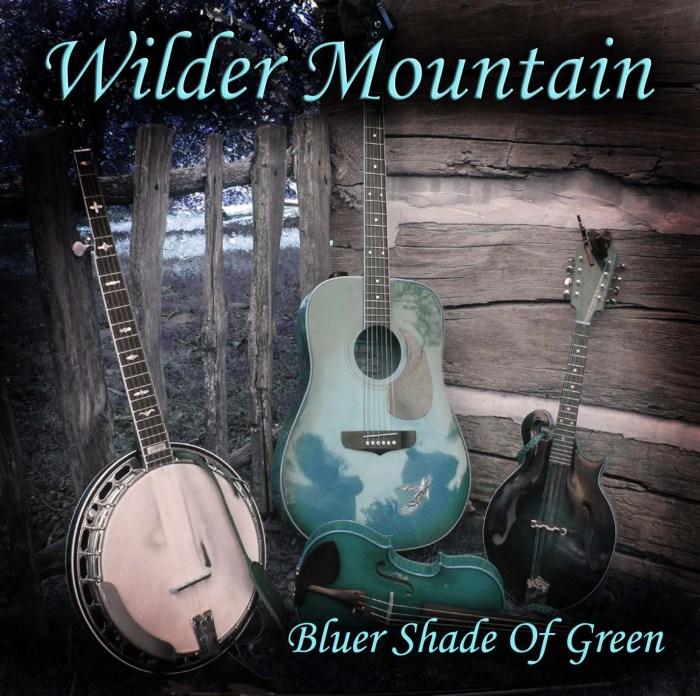 Bluer Shade of Green album cover