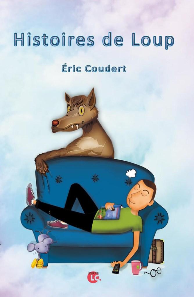 Couverture livre - Histoires de Loup