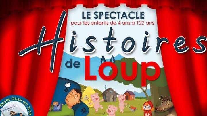 Histoires de Loup - Eric Coudert