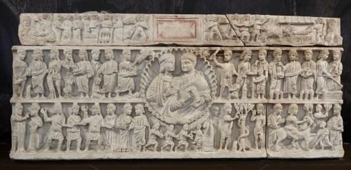 Sarcofaag van Aldelphia