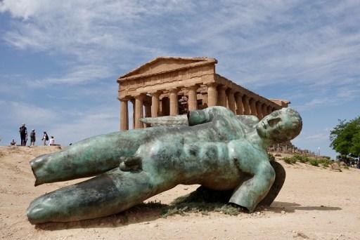 Concordiatempel, Agrigento