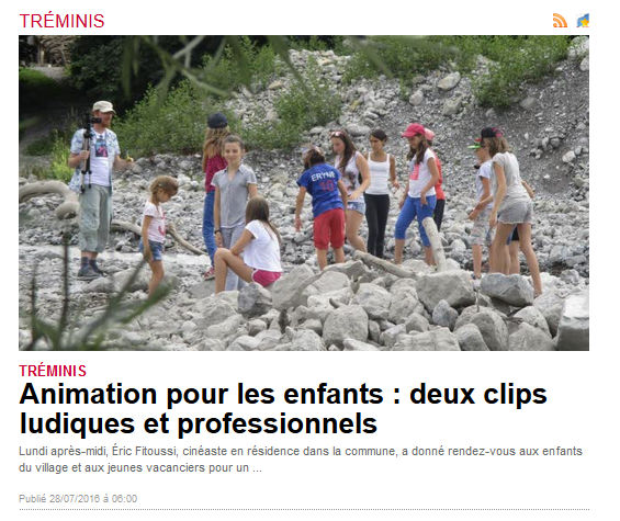 clips treminis