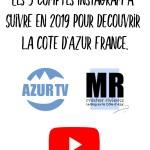 Les 5 comptes instagram a suivre sur la cote d'azur Eric Garence Mugnaini