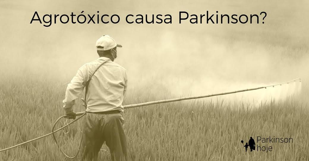 agrotóxico associado ao Parkinson é proibido