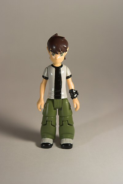 Original Ben 10 Ben Tennyson Action Figure