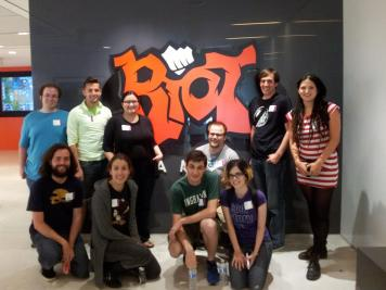 IGDA Scholars at Riot Games