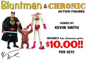 Bluntman and Chronic
