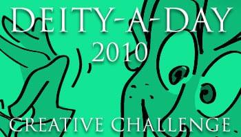 Deity-A-Day 11   Barnaby
