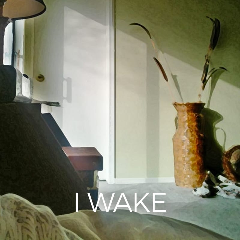 I Wake Poetry Cover