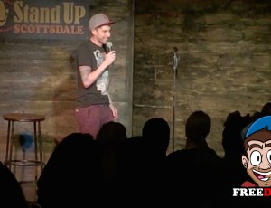 Eric Freedman [2015] – Hibachi Grill (Stand Up Comedy)