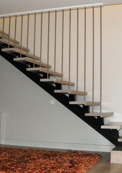 Contemporary Staircases