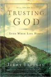 This was the first book I ever read on the topic of trusting God with our hurts - 25 years ago! - and it's as applicable today as it was then. Highly recommend if, like me, you struggle with the issue of wholehearted trust.